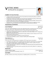 Resume Qualification Summary  resume job summary it resume summary     happytom co
