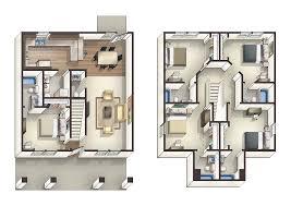 beautiful 5 bedroom floor plans midori combined floorplan 5 bedroom floor plans