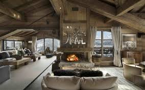 Lodge Living Room Decor by Rustic Room Decorating Ideas One Decor