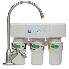 water filter kitchen sink