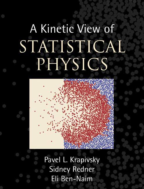 Image result for kinetic theory statistical mechanics redner