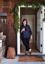 ina garten shares her entertaining tips and devil u0027s food cake recipe