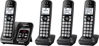 panasonic home theater system panasonic kx tgd564m link2cell dect 6 0 expandable cordless phone