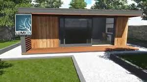 Sip Tiny House Sketchup 8 Drawing Of Home Office Garden Room Sip Building Youtube
