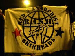 RASH Weltkugel Banner