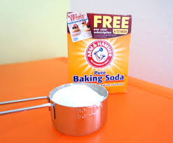 how to clean sheets with baking soda and vinegar