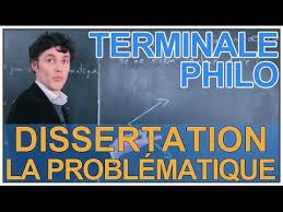 Dissertation   la probl  matique   Philosophie   Terminale   Les     Dissertation   la probl  matique   Philosophie   Terminale   Les Bons Profs