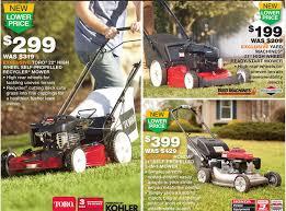 home depot mower black friday home depot ad deals 3 21 3 27