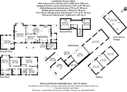 Downing Street Floor Plan 6 Bedroom Equestrian Facility For Sale In Lower Froyle Alton