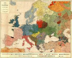 Map Of 1914 Europe by An Ethnic Map Of Europe In 1915 4500x3665 Mapporn