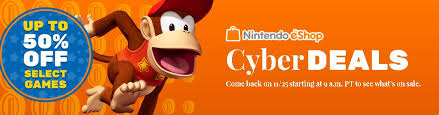 best black friday deals today wii u 3ds pre black friday eshop sale starts today gamespot