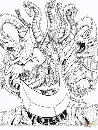 the chameleon vs bagan coloring page free printable coloring pages