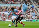 Carlos Tevez Pictures - Sunderland v Manchester City - Premier ...