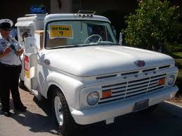 Vintage Ford Ice Cream Truck - south florida car spottings and news classic good humor ice cream