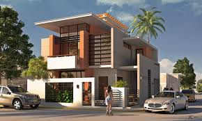simple 2 floor home design idea it is a 15 apartments building