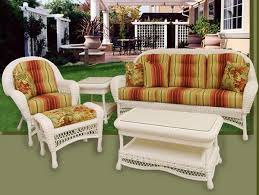 White Wicker Outdoor Patio Furniture by 14 Best White Patio Outdoor Wicker Furniture Images On Pinterest