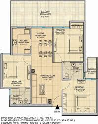 1300 sq ft 3 bhk 2t apartment for sale in gaursons 14th avenue