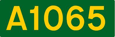 A1065 road