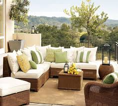 Outdoor Living Furniture by Great Looking Outdoor Living Room Furniture With Square Decorating