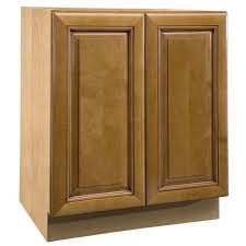 assembled 18x34 5x24 in base kitchen cabinet in unfinished oak