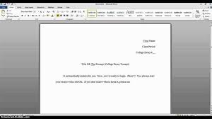 MLA FORMAT Writing for the College Student  Notebook Paper     Writing service for you How many words should a college research how many words should a college research paper