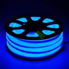 Blue Led String Lights by 50ft 110v 220v Cool White Red Blue Green 80 Beads Led Neon Flex