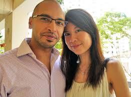 matheu Asian Black Couples