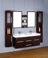 bathroom popular wood bathroom cabinet and storage units benevola