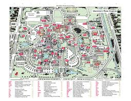 Colorado State University Map by About U0027map Of Florida State University U0027 Campus Florida Map State