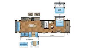Jayco Camper Trailer Floor Plans 2017 Jayco Eagle 330rsts Model