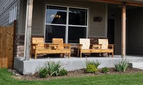 Best Wood Patio Furniture - front porch best front porch furniture ideas to adopt garden