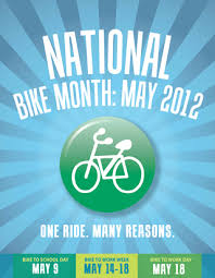 May is bike month in New Mexico