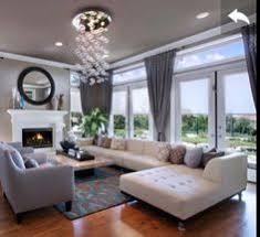 Grey Interior Gray Living Rooms That Don U0027t Feel Cold Grey Interior Design