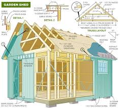 Diy Garden Shed Plans Free by The Diy Garden Shed Plan Shed Diy Plans