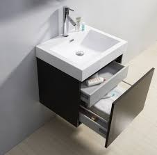 24 Inch Bathroom Vanity Combo by Bathroom White 24 Bathroom Vanity With Black Wallpaper Background