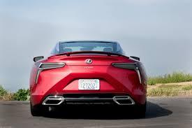 lexus coupe lc 500 2018 lexus lc 500 our review cars com