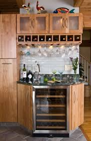 Wine Bar Decorating Ideas Home by 119 Best Bar Corner Images On Pinterest Home Bar Designs