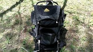 Kelty Map 3500 Kelty Yukon Backpack Youtube