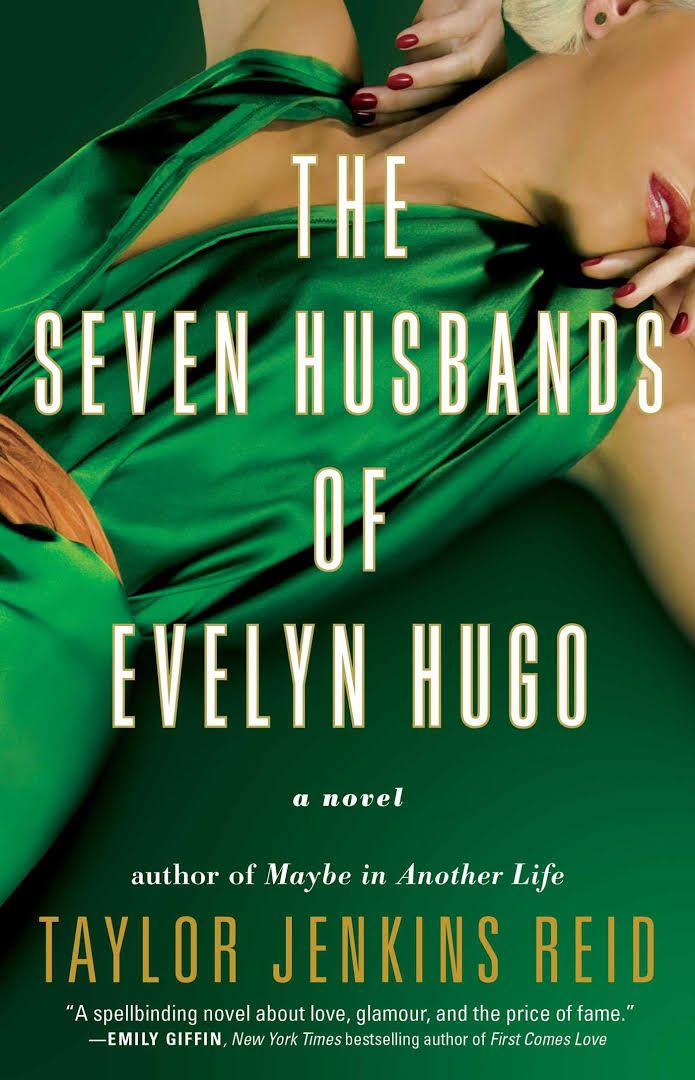Image result for the seven husbands of evelyn hugo