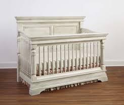 White Convertable Crib by Stella Baby U0026 Child Kerrigan Convertible Crib Rustic White New