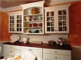 Shelf Kitchen Cabinet Small Corner Kitchen Shelves Installed In The Side Of Kitchen
