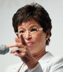 Valerie Jarrett is letting