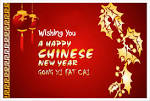 Write Your Wish In 40 Creative Chinese New Year Cards Design.
