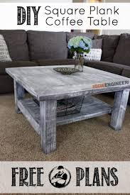 Free Woodworking Plans Round Coffee Table by Best 25 Coffee Table Plans Ideas On Pinterest Diy Coffee Table