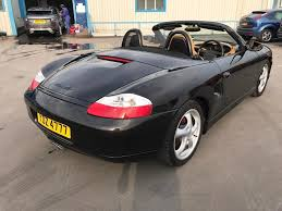 porsche boxster 986 convertible 2 5 petrol manual excellent