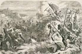 Skirmish at Island Mound