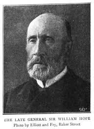 Sir William Hope, 14th Baronet