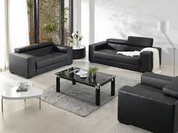 Black Leather Couch Living Room Ideas Living Room Small Leather Couch Black And Red Leather Couch Wood