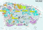 NUS COOP - Location Map