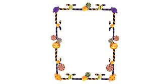 halloween background png halloween frame royalty free stock images image 10983099